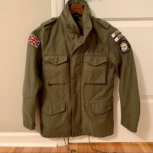 Wacko Maria The Guilty Parties jacket size Small
